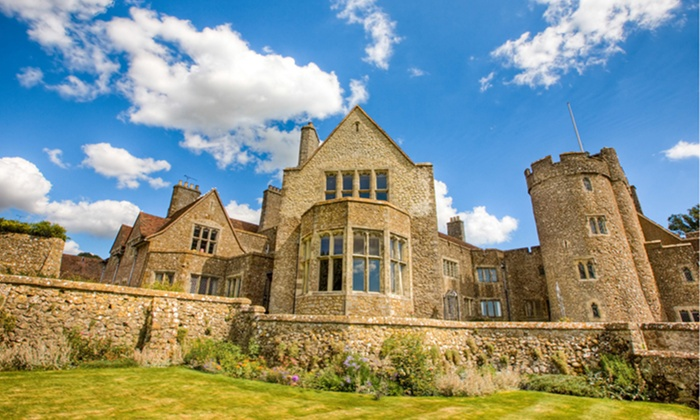 Lympne - Lympne: Wedding Package For 50 Guests for £3,249 at Lympne Castle (65% Off)