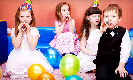 5 or 10 Open-Play Sessions, or a Birthday Party with Pizza and Drinks for Up to 10 at Camp Iliff (Up to 55% Off)