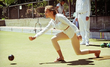 Three- or Six-Month Membership for One or Two at Holmby Park Lawn Bowling Club (Up to 91% Off)