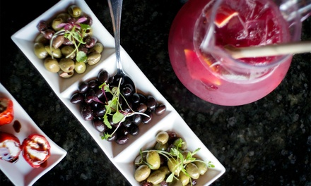 Tapas and Desserts for Two or Four at Sangria's (50% Off)