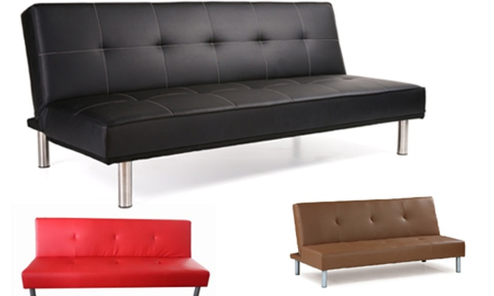 N/A: Sleeper Sofa for R1 699 Including Delivery (43% Off)