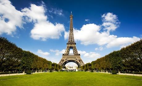 ✈ Explore Rome & Paris on Trip with Airfare