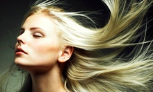 Haircut and Deep-Conditioning Treatment with Optional Partial or Full Highlights at SMARRt Hair Stages (Up to 58% Off)