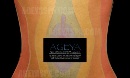 Up to 52% Off Spa Package at Ageya