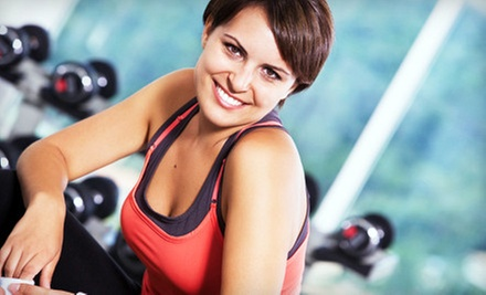 Four or Eight Personal-Training Sessions at Fit and Balanced Personal Training (Up to 54% Off)