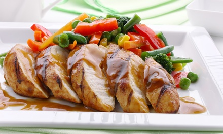 $55 for $100 Toward Eight Entrees at Supper Solutions