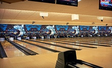 $30 for a Bowling Package for Up to Six with Large Pizza at Strikers Family Sportscenter in Sunrise (Up to $66.45 Value)