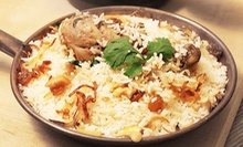 Indian Cuisine at Malabari Kitchen (Half Off). Two Options Available.