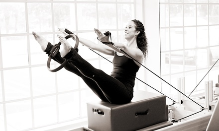 Private Session with Five Classes or 10 Pilates Mat Classes at Pilates of Kansas City (Up to 75% Off)