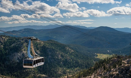 Aerial Tram and Outdoor Activities at Squaw Valley (Up to 50% Off). Four Options Available.