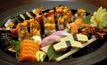 $15 for $30 Worth of Sushi and Japanese Food at Tatami