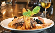 Fusion and Grill Dinner for Two or Four at Carpe Diem (Up to 55% Off)
