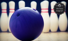 Two Hours of Bowling with Shoe Rental for Four or Six at Northrock Lanes (Up to 58% Off)