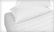Mattresses at Gardner Mattress (Half Off). Three Options Available.