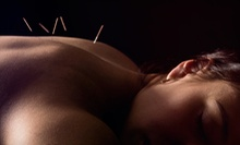 One or Three Wellness Packages with Acupuncture, Massage, and Hydrotherapy at Rehab and Wellness (Up to 88% Off)