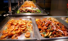Japanese and Chinese Food at Yellow Tail (Half Off). Three Options Available.
