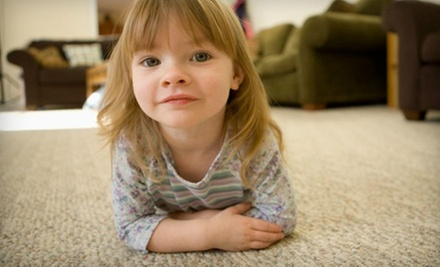 $30 Toward Carpet-Cleaning Services