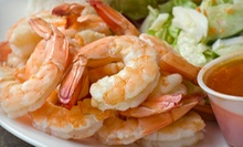 $10 for $20 Worth of Shrimp, Fish, and Chicken  at Lawrences Fisheries (Half Off)