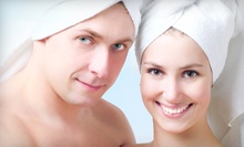 Womens or Mens Facial at Laura's Beauty Touch (Up to 59% Off)