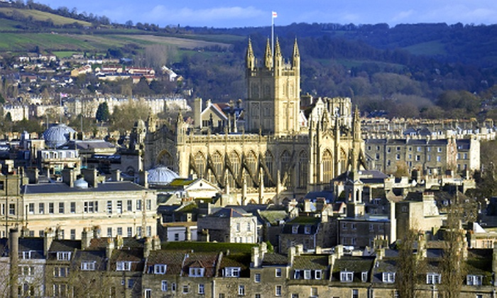 Pratt's Hotel - Bath: Bath: 1 or 2 Nights For Two With Breakfast and Thermae Bath Spa Session from £99 at Pratt's Hotel (Up to 45% Off)