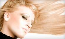 $20 for Shampoo, Blowout, and a Mid-Week Conditioning Treatment at Ellison St. Blowdry Bar and Lash Lounge ($50 Value)