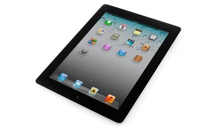 iPad 2 de 16 GB recondicionado disponível em preto por 199€