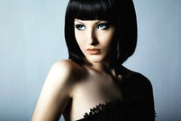 Cut and Style with Option for Color or Highlights at Mélange: A Modern Salon (Up to Half Off)