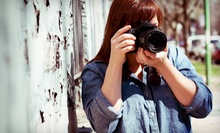 $75 for a Four-Hour Digital-Photography Class at Lightscapes Photography ($150 Value)