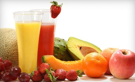 Three- or Five-Day Custom Juice Cleanse at Simply Well (Up to 67% Off)