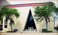 Full-Day Visits for One or Two at Florida Holocaust Museum (Up to 53% Off)