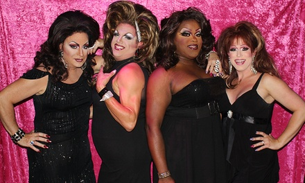 Saturday Drag Brunch or Weekend Cabaret Dinner at Godfrey's (Up to 57% Off). Five Options Available.