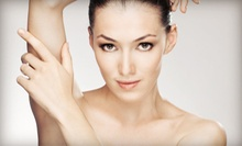 Six Laser Hair-Removal Treatments on a Small, Medium, or Large Area at Skin Cancer Specialists, P.C. (Up to 85% Off)