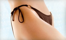 One or Two Bikini or Brazilian Bikini Waxes at Bloom Beauty Studio (Up to 54% Off)