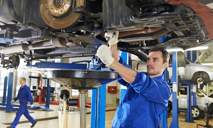 Nandi Auto - Johannesburg: Major Car Service at Nandi Auto