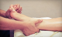 One, Two, or Three Reflexology Sessions at Holistic Hands (Up to 58% Off)