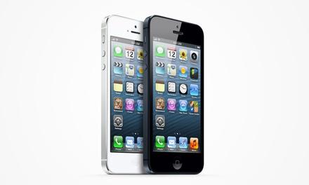 iPhone 5 recondicionado disponível em preto e branco desde 289€