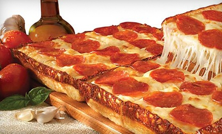 $7 for Pizza Meal with Large One-Topping Pizza, Crazy Bread Combo, and Soda at Little Caesar's ($14.48 Value)
