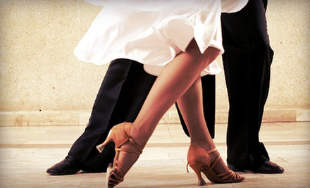 $39.99 for an Introductory Social-Dance Package at Studio Dance South Florida ($145 Value)