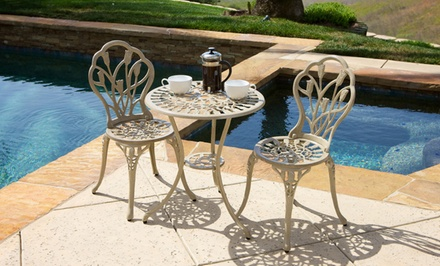 Outdoor Bistro Sets. Multiple Styles Available. Free Returns.
