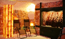 One or Three 50-Minute Salt-Cave Sessions, or Spa Package with Thai Massage at Saltcave Solana (Up to 53% Off)