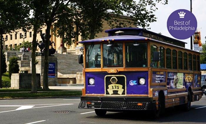 Philadelphia Bus Tour Groupon