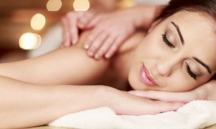 A 60-Minute Full-Body Massage at Marie Miller Spa Services (50% Off)