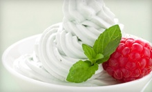 $12.50 for Five Visits for Frozen Yogurt and Smoothies at YoServe ($25 Value)