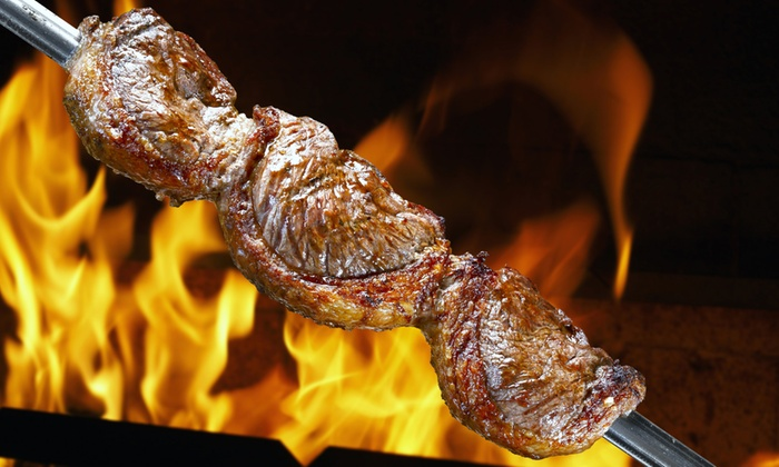Churrascaria Bandeirantes - Ribeirão Preto: Churrascaria Bandeirantes – Recreio Anhanguera: jantar com rodízio de carnes para 2 pessoas