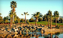 Weekday or Weekend Round of Golf for One or Two with Cart and Draft Beer at Los Prados Golf Course (Up to 57% Off)