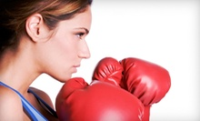 10 Fitness Classes or One Month of Unlimited Classes at Encinitas Boxing and Fitness (Up to 71% Off)