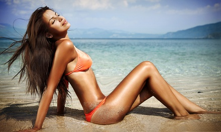 $22 for One Month of Unlimited UV or Spray Tanning at Rejuva GlowSpa ($81 Value)