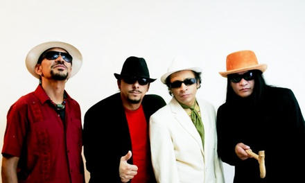 Maldita Vecindad at House of Blues Houston on July 23 at 8 p.m. (Up to 50% Off)