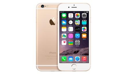 iPhone 6 de 16 GB disponível em dourado por 549€