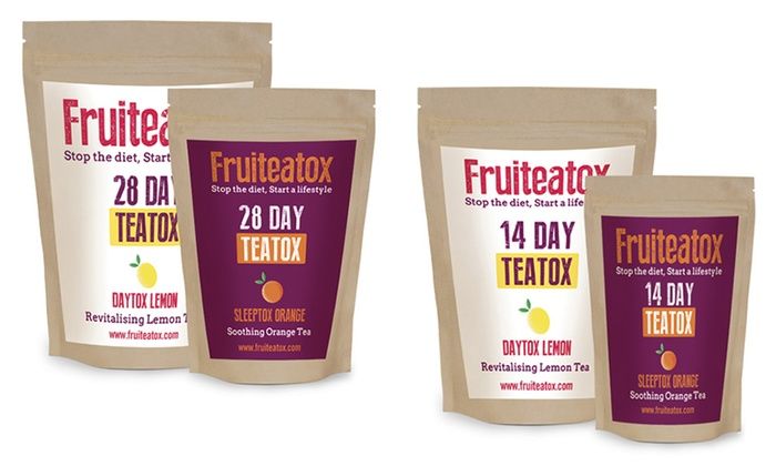 Skinny Fruiteatox 14 Or 28 Day Weight Loss Cleanse